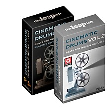 The Loop Loft Cinematic Drums Reason ReFill Bundle Software Download