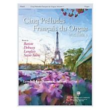 H.T. FitzSimons Company Cinq Préludes Français du Orgue (Volume 1) Organ Solo