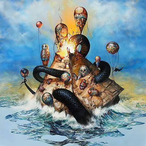 Alliance Circa Survive - Descensus
