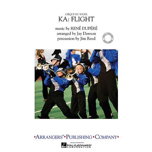 Arrangers Cirque du Soleil KA - Flight Marching Band Level 3 by Cirque du Soleil Arranged by Jay Dawson