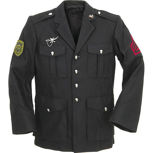 Edward Dada Civil War Wool Military Jacket