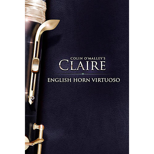 8DIO Productions Claire English Horn Virtuoso
