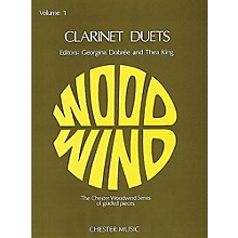 Chester Music Clarinet Duets - Volume 1 Music Sales America Series