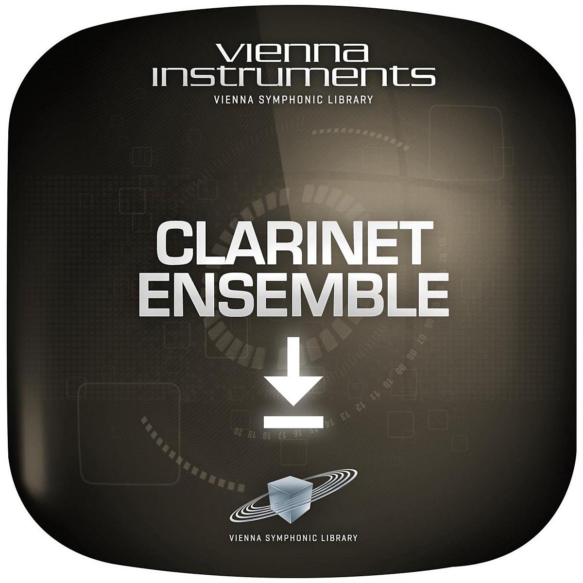 Vienna Instruments Clarinet Ensemble Upgrade To Full Library