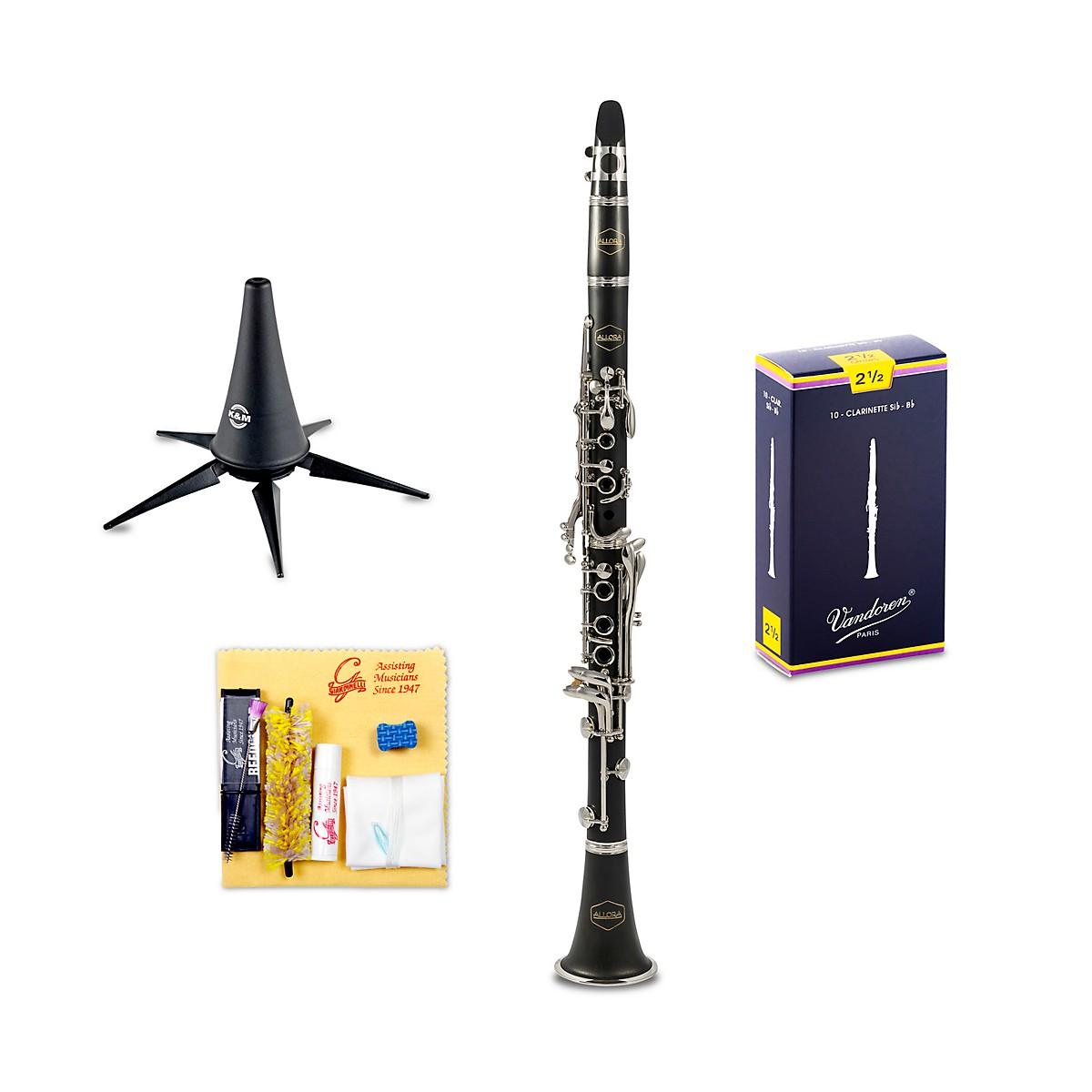 Allora Clarinet Value Pack II