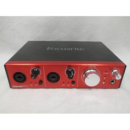 Focusrite Clarret Audio Interface