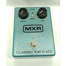 MXR Clasic 108 Fuzz Effect Pedal