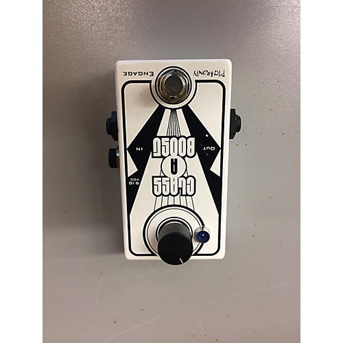 Pigtronix Class A Boost Effect Pedal