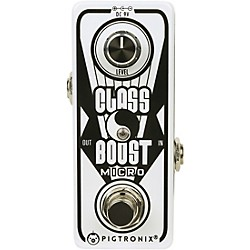 Class A Boost Micro Effects Pedal