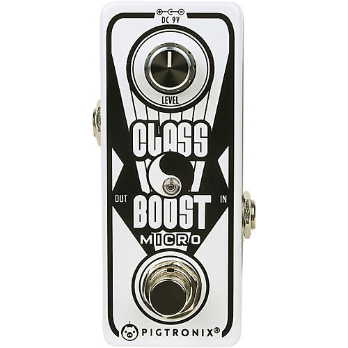 Pigtronix Class A Boost Micro Effects Pedal