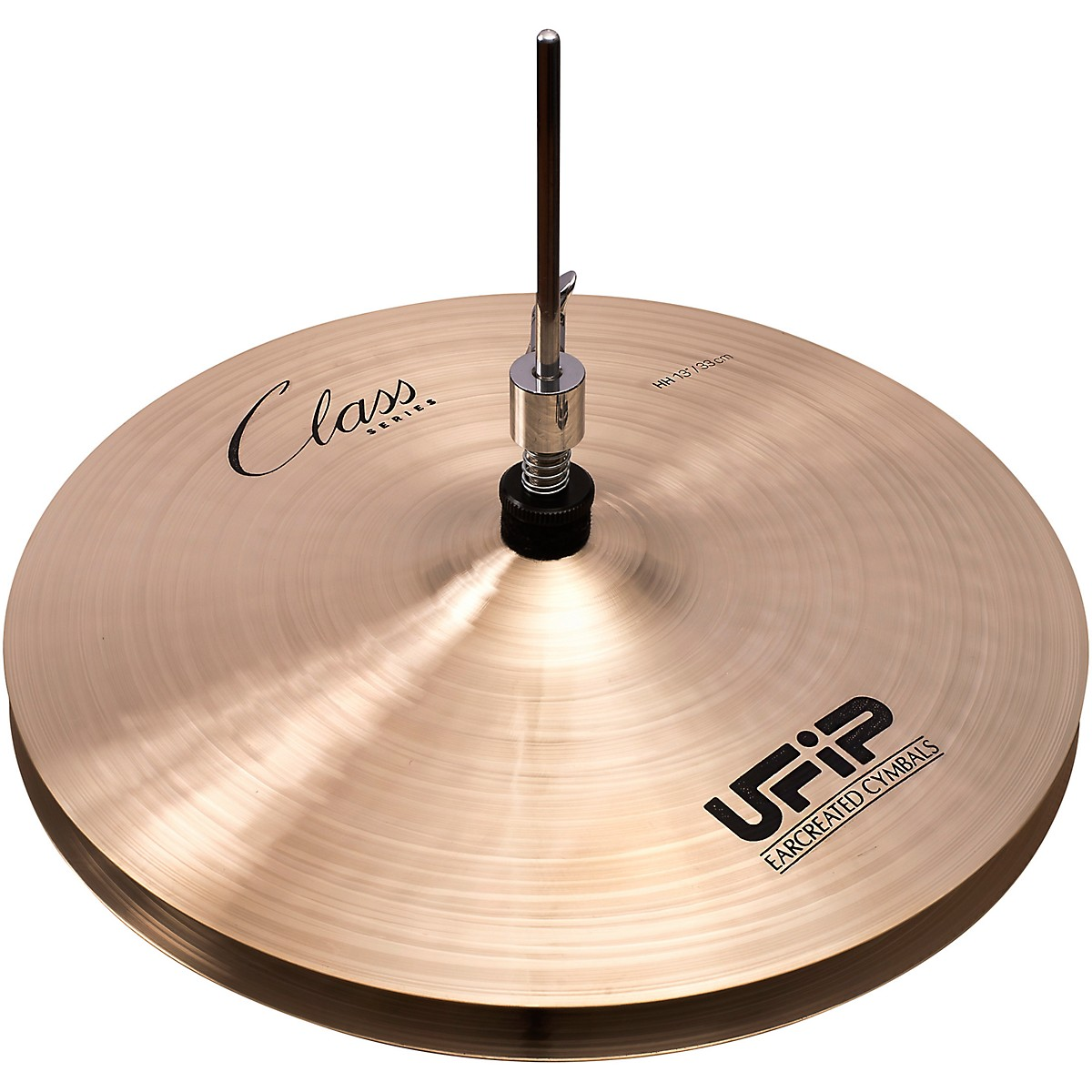 UFIP Class Series Light Hi-Hat Cymbal Pair