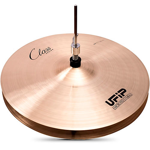 UFIP Class Series Medium Hi-Hat Cymbal Pair