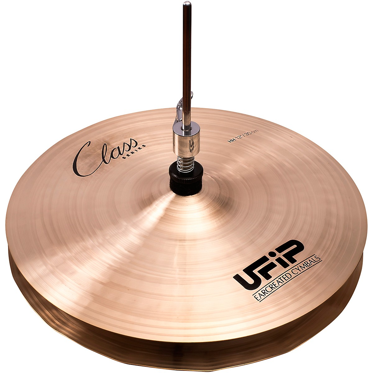 UFIP Class Series Wave Hi-Hat Cymbal Pair
