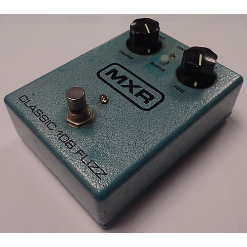 used mxr classic 108 fuzz effect pedal guitar center. Black Bedroom Furniture Sets. Home Design Ideas