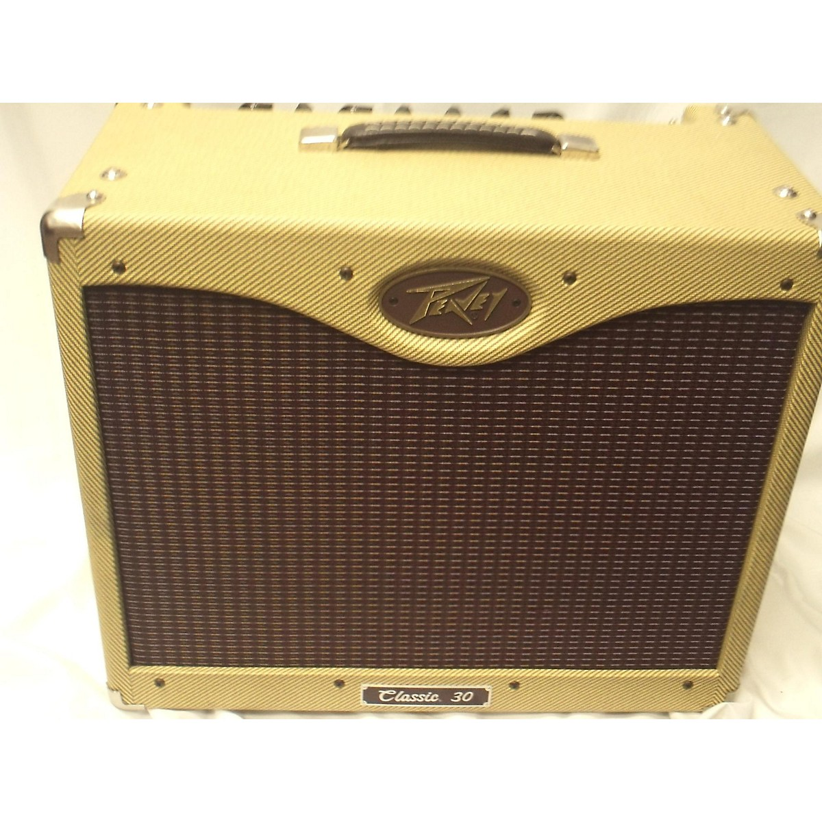 Used Peavey Classic 30 112 30W 1x12 Tube Tube Guitar Combo