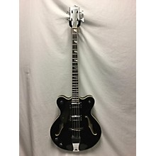 Eastwood Classic 4 Semi Hollow Body Left Handed Electric Bass Guitar