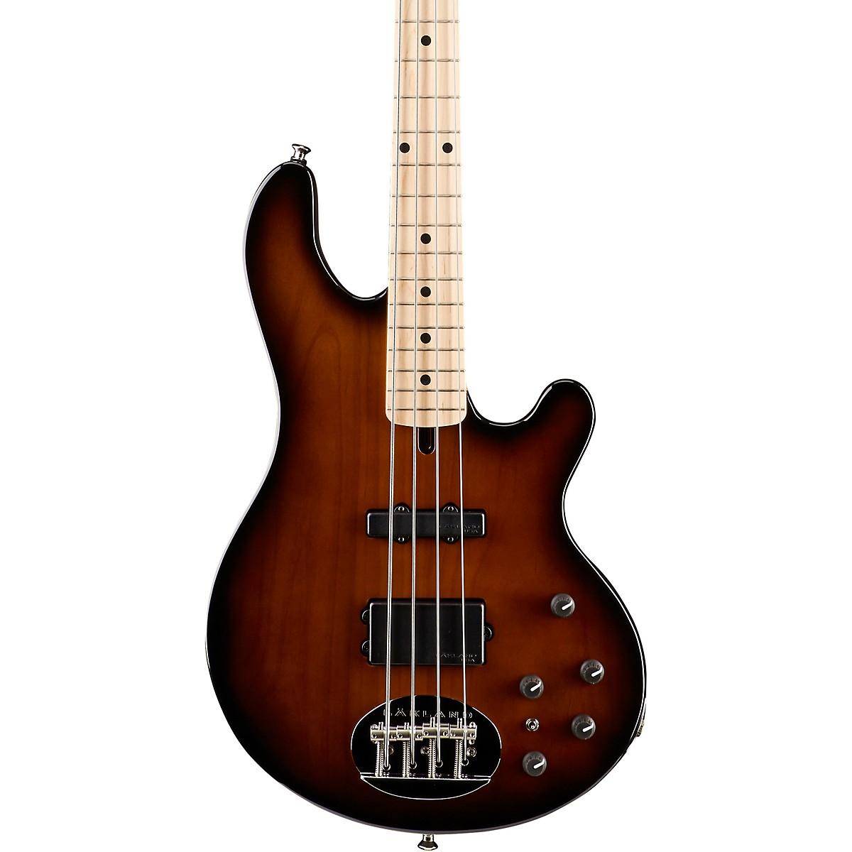 Lakland Classic 44-14 Maple Fretboard Electric Bass Guitar
