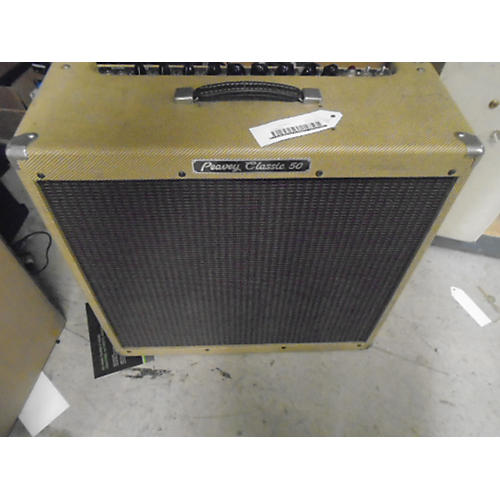 Peavey Classic 50 410 50W 4x10 Tube Tube Guitar Combo Amp