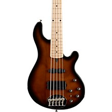 Lakland Classic 55-14 Maple Fretboard 5-String Electric Bass Guitar Level 2 Tobacco Sunburst 190839231789