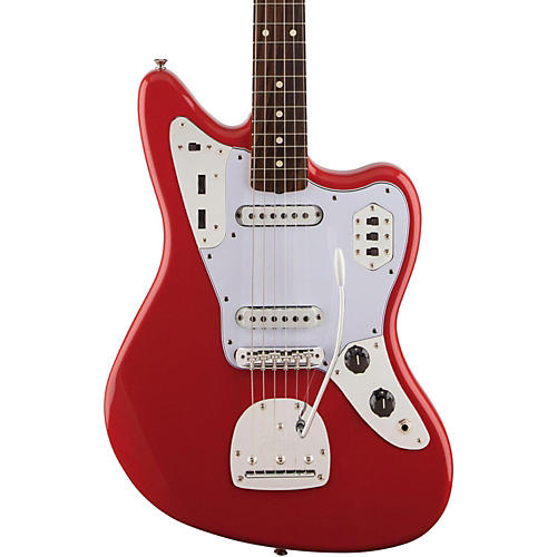 Fender Classic '60s Jaguar Lacquer Rosewood Fingerboard Electric Guitar