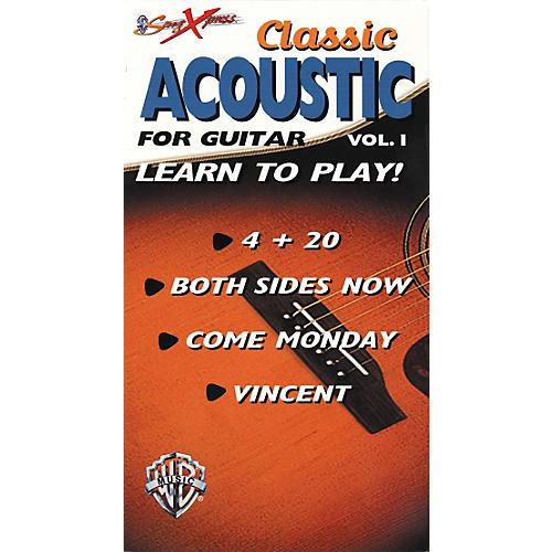 SongXpress Classic Acoustic GTR Volume 1