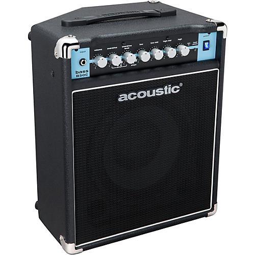 Acoustic Classic B50C 1X10 50W Bass Combo with Tilt-Back Cab