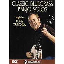 Homespun Classic Bluegrass Banjo Solos (DVD)