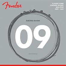 12-Pack of Fender 3250R Nickel-Plated Steel Bullet-End Guitar Strings 10-46