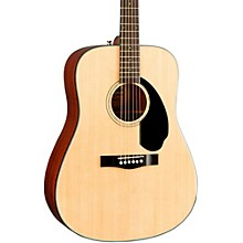 Classic Design Series CD-60S Dreadnought Acoustic Guitar Natural
