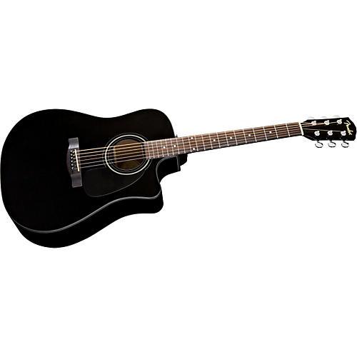 Fender Classic Design Series CD-60ce Dreadnought Cutaway Acoustic Electric Guitar