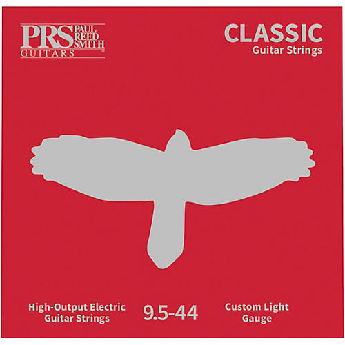 PRS Classic Electric Guitar Strings, Custom Light (.095-.044)