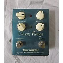 Carl Martin Classic Flange Version II Effect Pedal