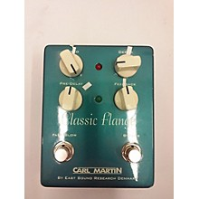 Carl Martin Classic Flange Version II Effect Pedal