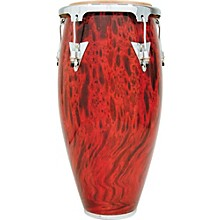 Classic II Series Conga with Chrome Hardware 12.5 in. Tumba Lava Red