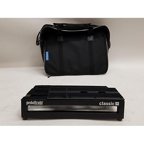 Pedaltrain Classic JR With Risers Pedal Board