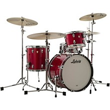 Classic Maple 3-Piece Downbeat Shell Pack with 20 in. Bass Drum Red Sparkle