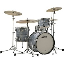 Classic Maple 3-Piece Downbeat Shell Pack with 20 in. Bass Drum Vintage Blue Oyster