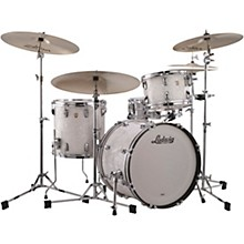 Classic Maple 3-Piece Downbeat Shell Pack with 20 in. Bass Drum White Marine Pearl