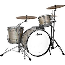 Classic Maple 3-Piece Fab Shell Pack with 22 in. Bass Drum Classic Olive Pearl