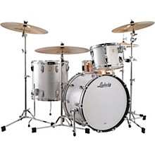 Classic Maple 3-Piece Fab Shell Pack with 22 in. Bass Drum Level 1 Silver Sparkle