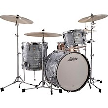 Classic Maple 3-Piece Fab Shell Pack with 22 in. Bass Drum Sky Blue Pearl