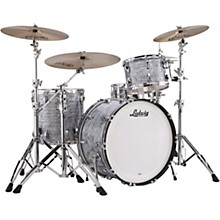 Classic Maple 3-Piece Pro Beat Shell Pack with 24 in. Bass Drum Sky Blue Pearl