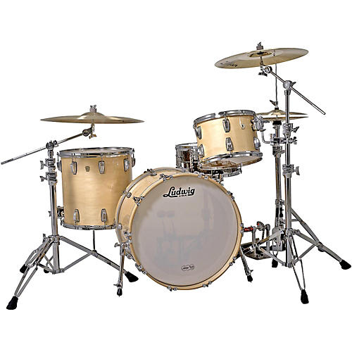 Ludwig Classic Maple 3-Piece Shell Pack (2016)