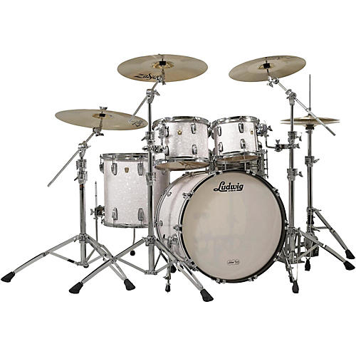Ludwig Classic Maple 4-Piece Shell Pack with 22