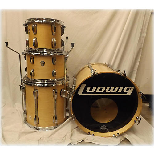 Used Ludwig Drums : used ludwig classic maple drum kit natural guitar center ~ Vivirlamusica.com Haus und Dekorationen