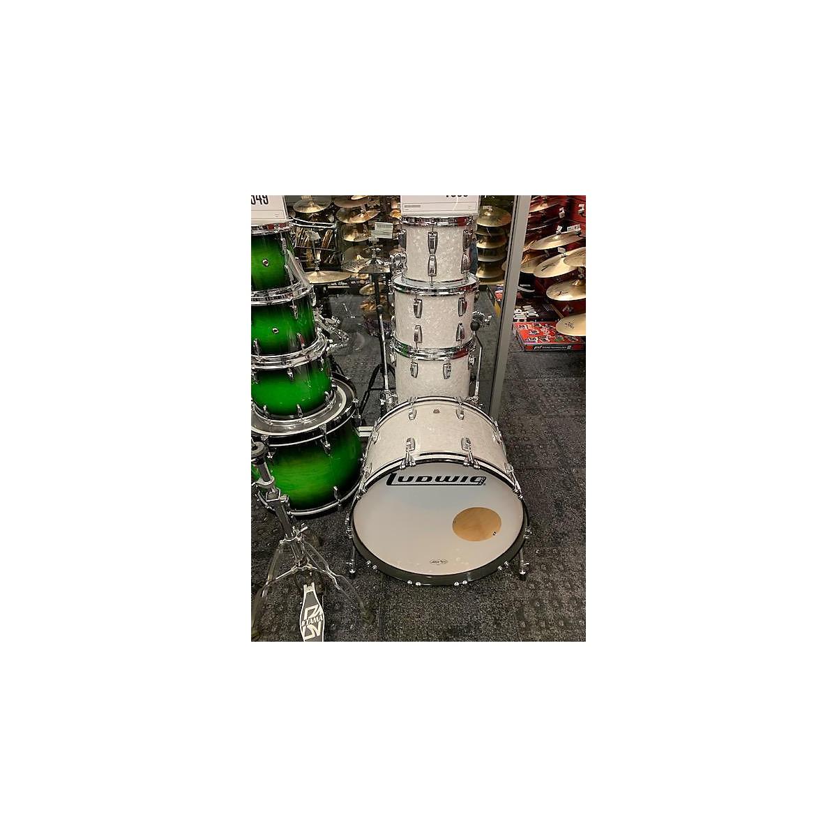 Ludwig Classic Maple Series Drum Kit
