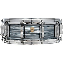 Classic Maple Snare Drum 14 x 5 in. Vintage Blue Oyster Pearl