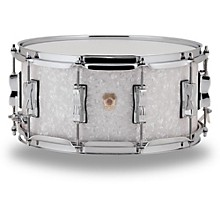 Classic Maple Snare Drum 14 x 5 in. White Marine Pearl