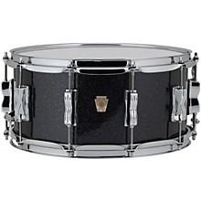 Classic Maple Snare Drum 14 x 6.5 in. Black Sparkle