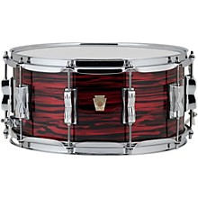 Classic Maple Snare Drum 14 x 6.5 in. Red Oyster Pearl